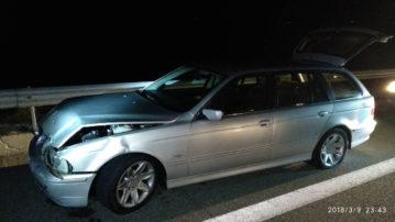 Συνελήφθη 47χρονος στην Καστοριά που είχε αποδράσει από τις Φυλακές Πατρών. Υλικές ζημιές σε 2 οχήματα της αστυνομίας (φωτογραφίες)