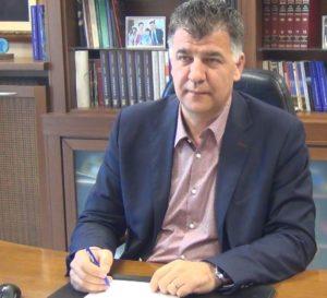 Συνέντευξη τύπου εφ' όλης της ύλης παραχώρησε ο αντιπεριφερειάρχης Γρεβενών Ευάγγελος Σημανδράκος (βίντεο)