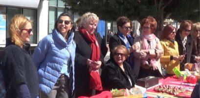 """Γρεβενά: Πασχαλινό Bazaar του Συλλόγου  """"ΕΛΠΙΔΑ"""" (Βίντεο)"""