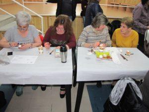 ΠΑΣΧΑΛΙΑΤΙΚΕΣ ΠΕΡΔΙΚΕΣ στον Σύλλογο Γρεβενιωτών Κοζάνης (φωτογραφίες)