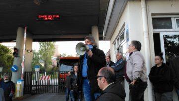 Ξεκίνησε τα μεσάνυχτα η απεργία των εργαζομένων στη ΔΕΗ. Εκτός λειτουργίας 5 μονάδες της ΔΕΗ. Αδαμίδης, Καρυπίδης και Ιωαννίδης μέσα στο κοντρόλ του ΑΗΣ Αγίου Δημητρίου (φωτογραφίες)