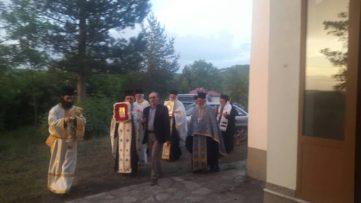 Εορτή της Ανακομιδής των Λειψάνων του Αγίου Αθανασίου στο Καλαμίτσι και την Αγάπη Γρεβενών (φωτογραφίες)