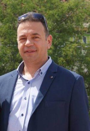 Ευχαριστήριο του Ευάγγελου Χαριζόπουλου, μέλος ΝΟΔΕ Γρεβενών-Εκλεγμένος Σύνεδρος