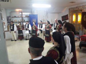 """Εκπολιτιστικός Σύλλογος Γρεβενών ΠΙΝΔΟΣ: Στα γυρίσματα της εκπομπής """"Στο δρόμο της Δυτικής Μακεδονίας"""" της Κρατικής Τηλεόρασης της Τσεχίας (φωτογραφίες)"""
