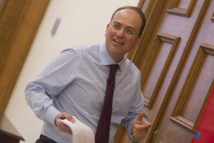 Συνέντευξη του κ. Μακάριου Λαζαρίδη Συμβούλου Επικοινωνίας του Προέδρου της Νέας Δημοκρατίας στην εφημερίδα «Φωνή των Γρεβενών»
