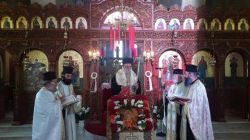 Εορτή της Αναλήψεως του Κυρίου στην Κνίδη Γρεβενών (φωτογραφίες)