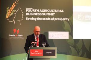 Η Τράπεζα Πειραιώς στο 4ο Συνέδριο Αγροτικής Επιχειρηματικότητας του Economist, στη Λάρισα