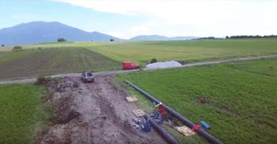 Λύση σε ένα σημαντικό πρόβλημα στο τμήμα του κεντρικού αγωγού υδροδότησης του κάμπου Καρπερού – Δήμητρας στα Γρεβενά