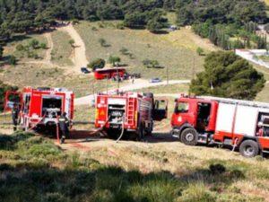 Άσκηση αντιμετώπισης δασικής πυρκαγιάς στην Περιφέρεια Δυτικής Μακεδονίας με την ονομασία «ΔΙΑ ΠΥΡΟΣ 2018»