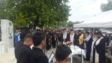 Η Ημέρα μνήμης της Γενοκτονίας του Ποντιακού Ελληνισμού στα Γρεβενά (φωτογραφίες)