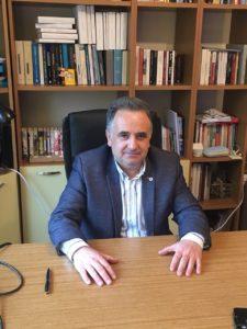 Ευχαριστήριο του Δημήτρη Κωδουνά, προέδρου της ΔΗΜΤΟ Γρεβενών