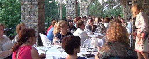Αποχαιρετιστήρια εκδήλωση του Συλλόγου ΕΛΠΙΔΑ. Εκτενής αναφορά της Ευδοξίας Αυγουστίνου στο Σκοπιανό (Βίντεο)