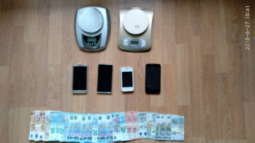 Συνελήφθησαν -2- άτομα στην Καστοριά για παραβάσεις του νόμου περί ναρκωτικών