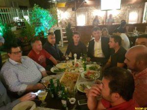 Ανακοίνωσε, σε γνωστούς και φίλους, την υποψηφιότητά του, για το δημαρχιακό θώκο του δήμου Κοζάνης, ο Ευάγγελος Σημανδράκος (φωτογραφίες)