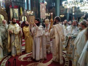 Εορτασμός των ονομαστηρίων του Σεβασμιωτάτου Μητροπολίτου Γρεβενών κ. Δαβίδ (φωτογραφίες)