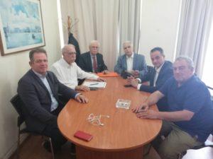 Συνάντηση στο Υπουργείο Μεταναστευτικής πολιτικής για τη Δυτική Μακεδονία