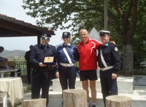 Γρεβενά: Βράβευση αστυνομικών για τη συμβολή τους στην ομαλή διεξαγωγή του Pontini Race 2018