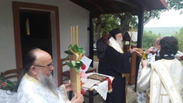 Εορτή Γενεθλίου του Τιμίου Προδρόμου στο Καλόχι Γρεβενών (φωτογραφίες)