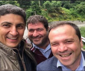 Μια «ανάσα» στα βουνά των Τρικάλων για τον Λευτέρη Αυγενάκη και τον Θανάση Σταυρόπουλο (pics)