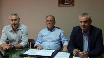 Ο Πέτρος Καραγεώργος υπεύθυνος οργανωτικού ΣΥΡΙΖΑ στα Γρεβενά. Εφ΄όλης της ύλης συνέντευξη τύπου (βίντεο)