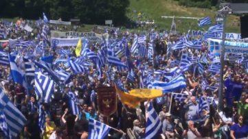 Στο Συμβούλιο της Επικράτειας κατά της συμφωνίας των Πρεσπών προσέφυγαν η Πανελλήνια Ομοσπονδία Πολιτιστικών Συλλόγων Μακεδόνων και οι Παμμακεδονικές Ενώσεις των αποδήμων Μακεδόνων