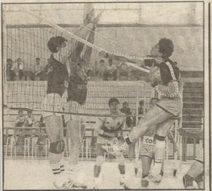 Γυμναστικός Σύλλογος Γρεβενών 1983-1992: Οι αγώνες, οι βαθμολογίες. Σήμερα: ΒΟΛΛΕΥ ΑΝΔΡΩΝ-Β' ΕΘΝΙΚΗ Β' ΟΜΙΛΟΣ ΒΟΡΡΑ-ΠΕΡΙΟΔΟΣ 1984-1985