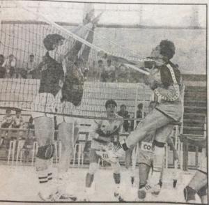 Γυμναστικός Σύλλογος Γρεβενών 1983-1992: Οι αγώνες, οι βαθμολογίες.Σήμερα: Βόλεϊ ανδρών Γ' Εθνική Περίοδος 1989-90. Αγώνες μπαράζ για την άνοδο στην Β' Εθνική