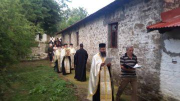 Στο Πανόραμα Γρεβενών εορτάστηκε η Αγία Ειρήνη Χρυσοβαλάντου