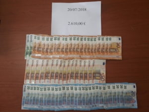 Άμεση σύλληψη 30χρονου αλλοδαπού  για κλοπή από κατάστημα έκδοσης εισιτηρίων Υπεραστικού ΚΤΕΛ Καστοριάς