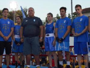 3ο International Tiger Boxing Cup στα Ιωάννινα με φωτογραφίες και βίντεο