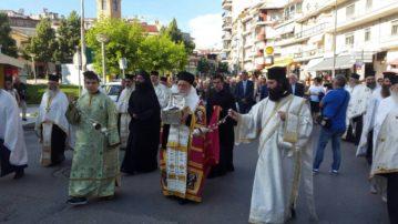H Τίμια Κάρα του Οσίου Νικάνορος, προς προσκύνηση στα Γρεβενά μέχρι το πρωί της Τετάρτης 4 Ιουλίου