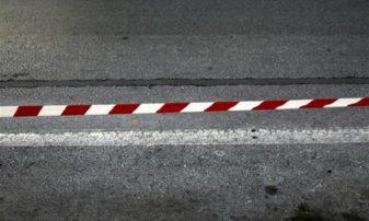Ανακοίνωση σχετικά με την παράσυρση και εγκατάλειψη πεζού στο 23ο χλ. Επ. Οδού Κοζάνης-Χρωμίου