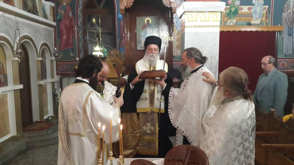 Εορτή των Αγίων Πρωτοκορυφαίων Αποστόλων Πέτρου και Παύλου στην Καληράχη Γρεβενών