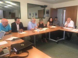 Συνάντηση για το Coal Platform στο Υπουργείο ΠΕΝ