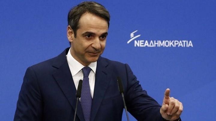 Ο Μητσοτάκης συγχαίρει τον Μίλτο Τεντόγλου