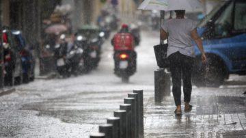 Πτώση της θερμοκρασίας και βροχές σήμερα