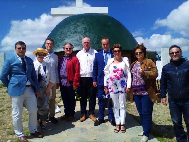 Με μεγάλη συγκίνηση, υπερηφάνεια και πατριωτικό παλμό τελέστηκε και φέτος η ετήσια Επιμνημόσυνη Δέηση στο όρος ΑΝΝΙΤΣΑ