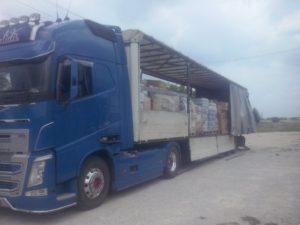 Αποστολή ανθρωπιστικής βοήθειας από τους Δήμους και τους φορείς της Περιφέρειας Δυτ. Μακεδονίας