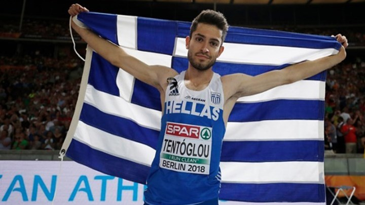 Χρυσό μετάλλιο για τον Μίλτο Τεντόγλου στο Ευρωπαϊκό Πρωτάθλημα στίβου στο Βερολίνο – ΒΙΝΤΕΟ