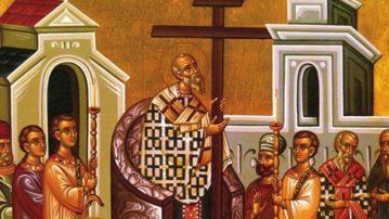 Ύψωση του Τίμιου Σταυρού: Μεγάλη γιορτή σήμερα για την Ορθοδοξία – Τι γιορτάζουμε και γιατί;