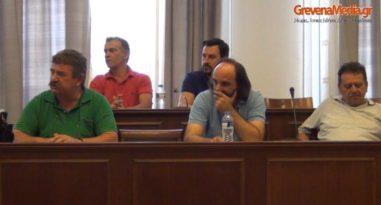 Γρεβενά: Συμβούλιο των Προέδρων των Κοινοτήτων για την καυσοξύλευση (Βίντεο – φωτογραφίες)