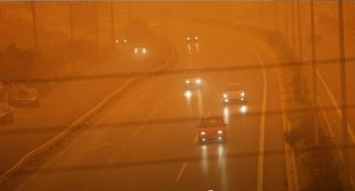 Εκτόνωση της υπερσυγκέντρωσης σκόνης, στην Δυτική Μακεδονία