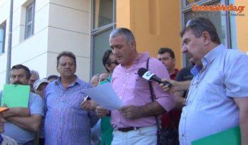 Γρεβενά: <<Φωτιά>> οι διαμαρτυρόμενοι για τα καυσόξυλα. Έντονες αντιδράσεις από Κοινοτάρχες και Πολίτες. Τι λέει ο Δασάρχης Γρεβενών (Βίντεο &#8211; φωτογραφίες)