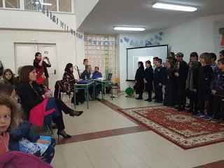 Εορτασμός της επετείου του ¨ΟΧΙ¨στο 7ο Δημοτικό Σχολείο Γρεβενών (φώτος +βίντεο)