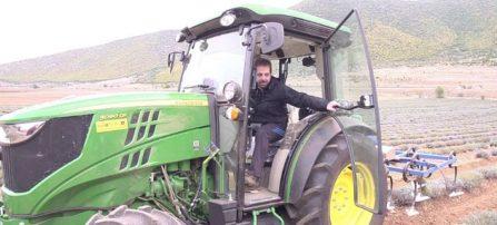 Συγχαρητήριο μήνυμα στον Σεμερτζίδη Λάζαρο από τον Αντιπεριφερειάρχη Αγροτικής Ανάπτυξης