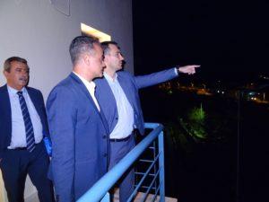 Συνάντηση του Υπουργού Εσωτερικών Αλέξη Χαρίτση με τον Περιφερειάρχη Θεόδωρο Καρυπίδη