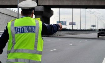1.377 αστυνομικοί με 538 οχήματα πραγματοποίησαν ελέγχους σε όλη τη χώρα το βράδυ της Πέμπτης