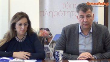 Γρεβενά: Σύσκεψη στην Π.Ε. για τον χειμώνα (Βίντεο – Φωτογραφίες)