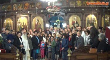 Γρεβενά: Ο Σύλλογος Πολυτέκνων Γρεβενών τίμησε τους Προστάτες του (Βίντεο – Φωτογραφίες)