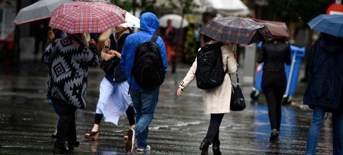 Εκτακτο δελτίο επιδείνωσης του καιρού -Πού θα είναι πιο έντονα τα φαινόμενα